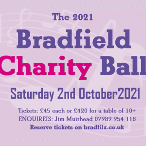 2021 Bradfield Charity Ball