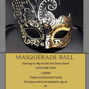 2021 Masquerade Ball